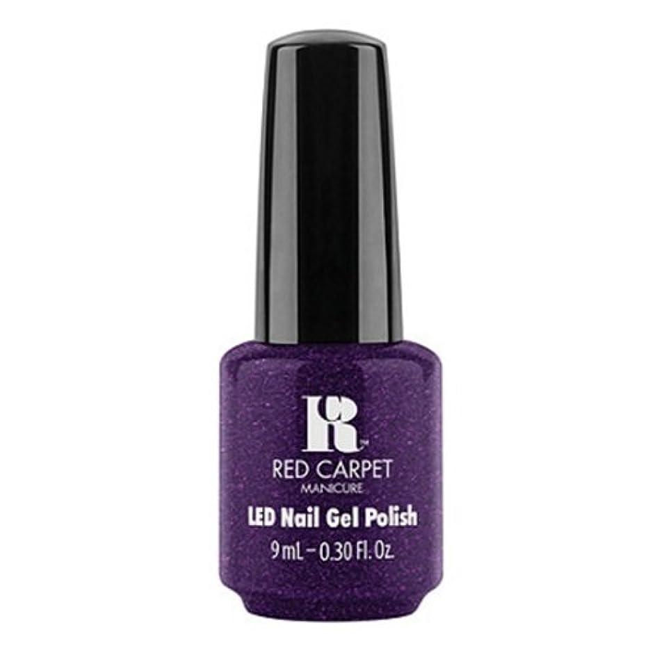 市民権特殊安息Red Carpet Manicure - LED Nail Gel Polish - Fashion Forward - 0.3oz / 9ml
