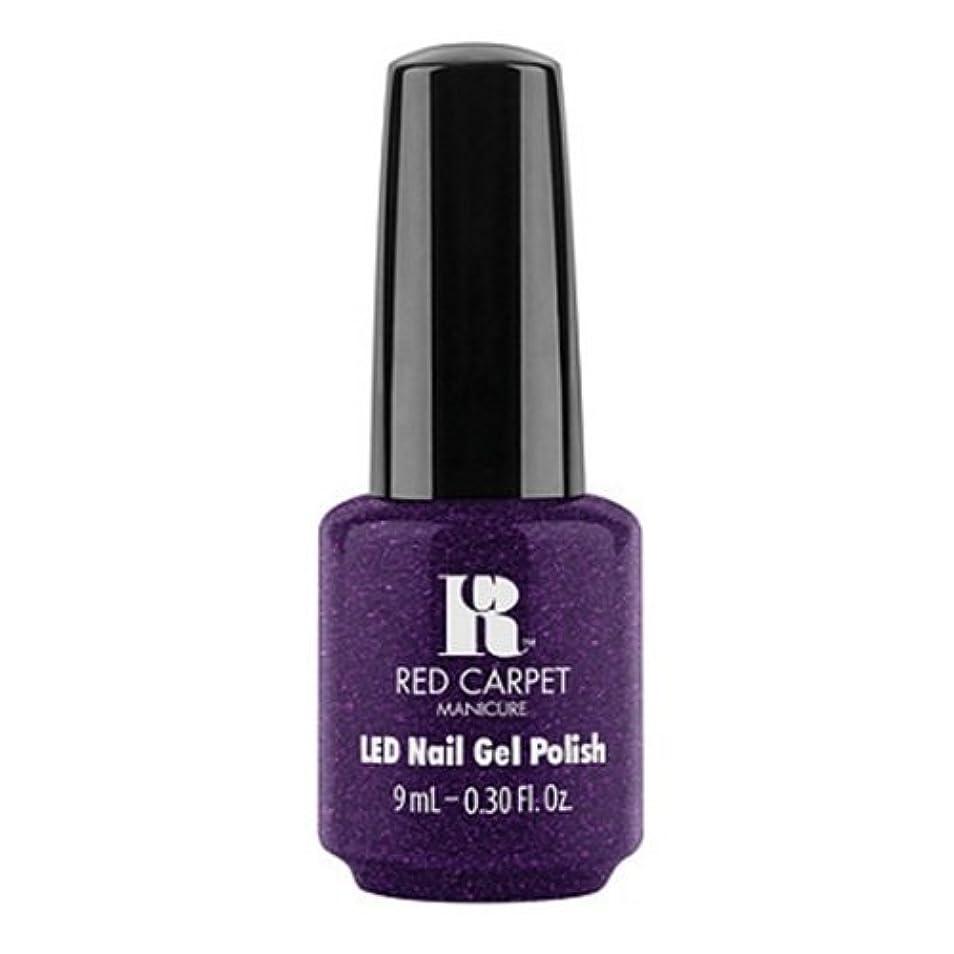 広々とした修正する発疹Red Carpet Manicure - LED Nail Gel Polish - Fashion Forward - 0.3oz / 9ml