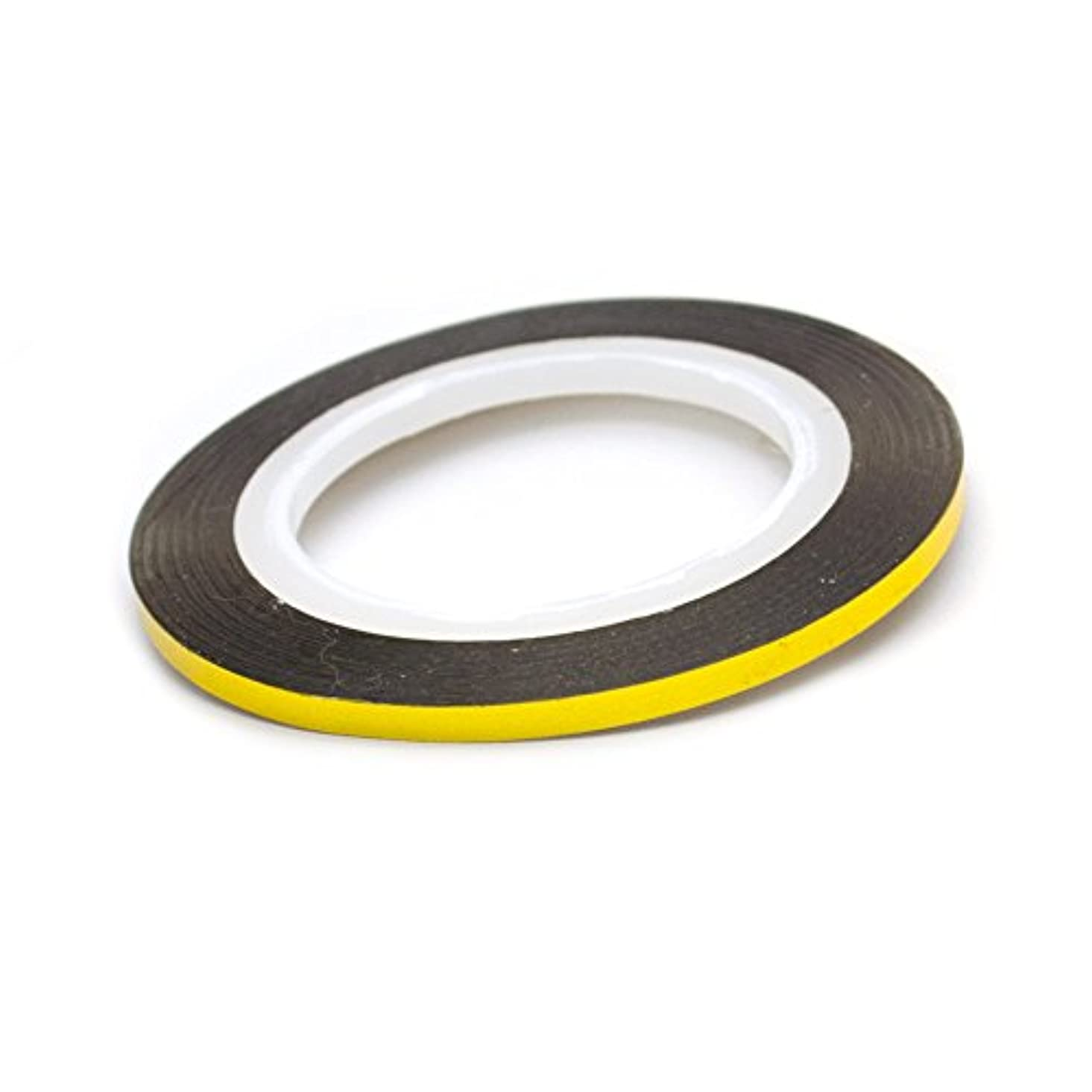承認するリハーサルすばらしいですネイル ラインテープ【ゴールド】2mm ストライピングテープ