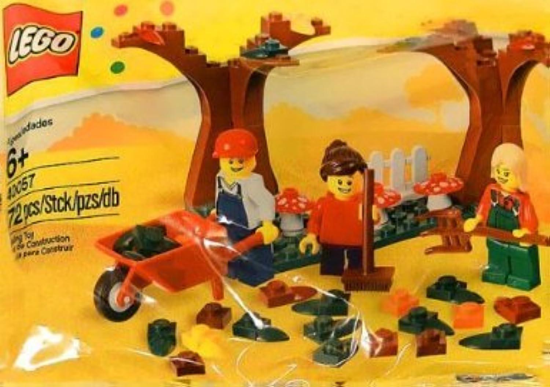 LEGO 40057 秋のシーン 海外直送品?並行輸入品
