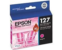 Epson 127OEMインクカートリッジ:マゼンタt127320