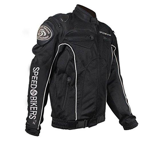 SPEED BIKERS バイクジャケット メンズ 3シーズ...