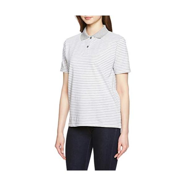 [セシール] ポロシャツ UVカットレディス...の紹介画像31