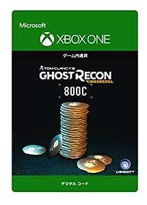 ゴーストリコン ワイルドランズ 通貨パック 800 GR クレジット | オンラインコード版 - XboxOne