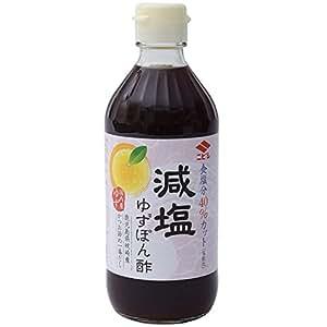 ニビシ 減塩ゆずぽん酢 360ml