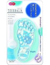 トルマリア 足のツボを刺激 イオンステップ T323
