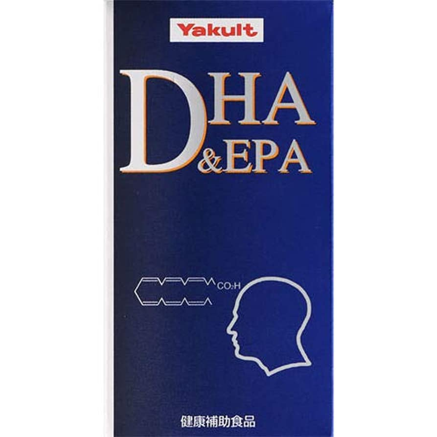 ピッチャー属性たっぷりDHA&EPA 54g