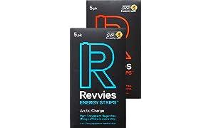 Revvies Energy Strips Starter Pack ( 4 x 5PK)