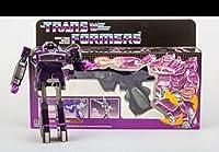 Transformers G1 Reissue Decepticon Shockwave