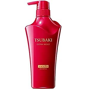 TSUBAKI エクストラモイスト シャンプー (パサついて広がる髪用) ジャンボサイズ 500mL