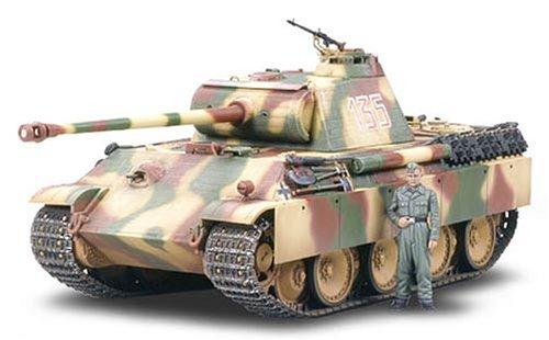 1/35 ミリタリーミニチュアシリーズ ドイツパンサーG初期型(エッチング付)