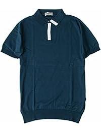 (ジョンスメドレー) JOHN SMEDLEY DUXFORD ポロカラーカットソー 半袖ポロシャツ メンズ