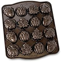 Nordic Ware Seasonal Collection Autumn Cakelette Pan by Nordic Ware