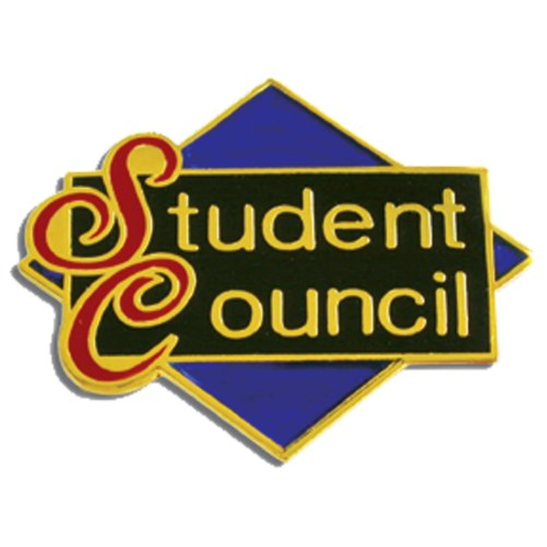 100のセットラペルピン – Student Council