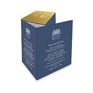英国ロイヤル・バレエ ザ・コレクションBOX[白鳥の湖、くるみ割り人形、眠れる森の美女、ジゼル他 DVD15枚組](ロイヤル・チャーター60周年記念)