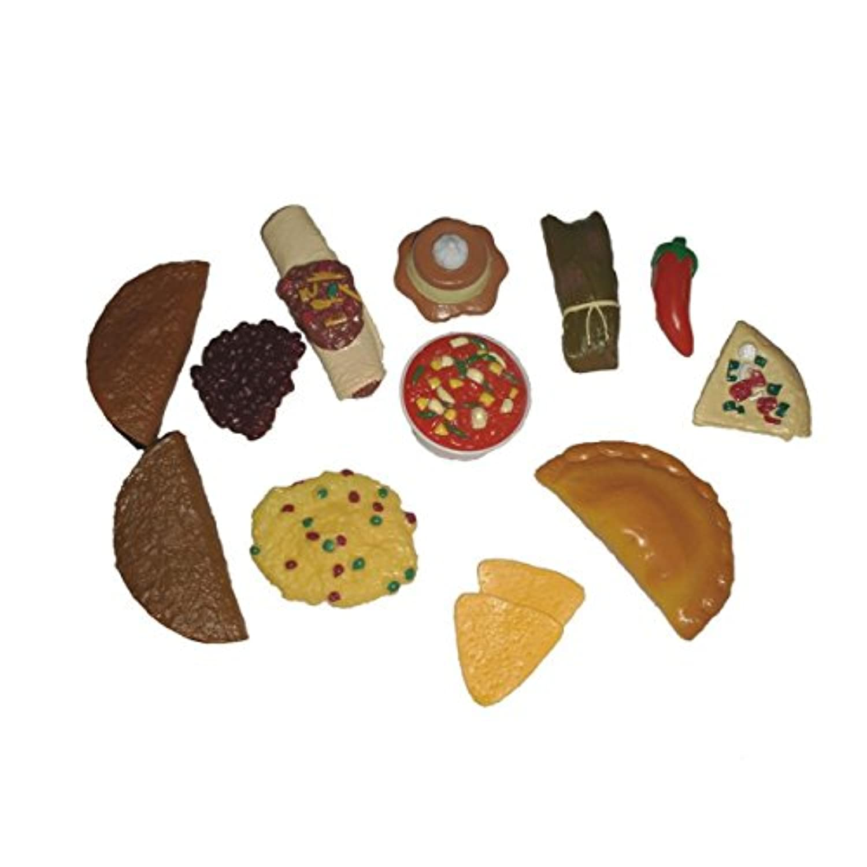 Mojo教育125781 Latino再生Foods
