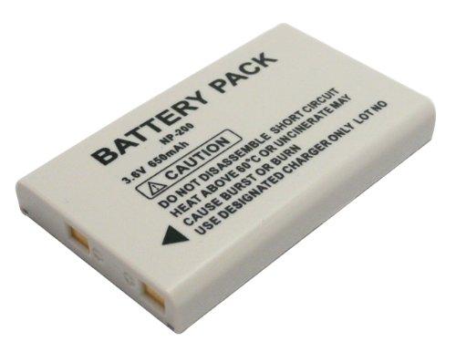 ≪ コニカミノルタ ≫ NP-200 互換 バッテリー