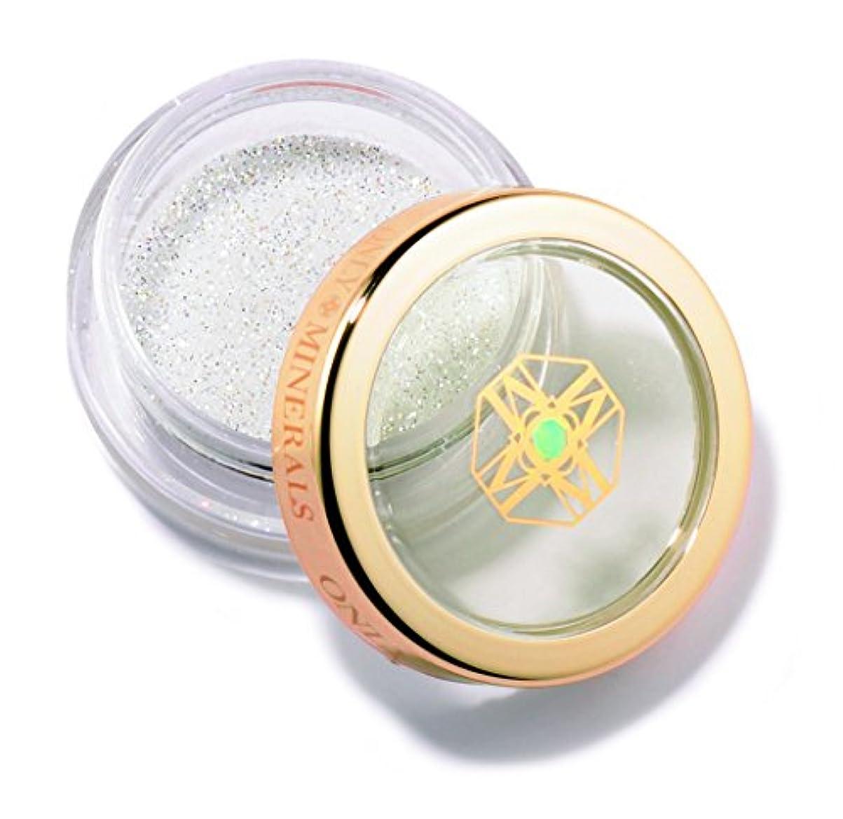 口ひげ二次洗剤オンリーミネラル アイシャドウ ダイヤモンドグリッター 0.5g