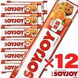 大塚製薬 SOYJOY(ソイジョイ) オレンジ葉酸プラス 1ケース(12本入)