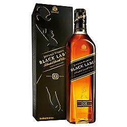 【販売量世界No.1 スコッチウイスキー】ジョニーウォーカー ブラックラベル 12年 [ ウイスキー イギリス 700ml ]
