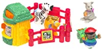Fisher Price Little People Baby Zoo Animals