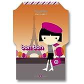 Bon Bon Fold and Mail Stationery