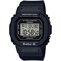 Casio Baby G Women's Watch Black 44.7mm Resin BGD560-1