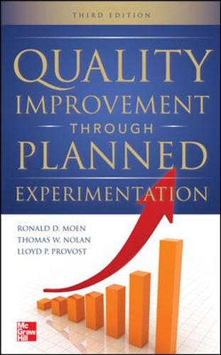Download Quality Improvement Through Planned Experimentation 3/E 0071759662
