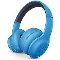 JBL EVEREST 300 ワイヤレスヘッドホン Bluetooth 密閉ダイナミック型オンイヤー クリアブルー V300BTCBUGP 【国内正規品】