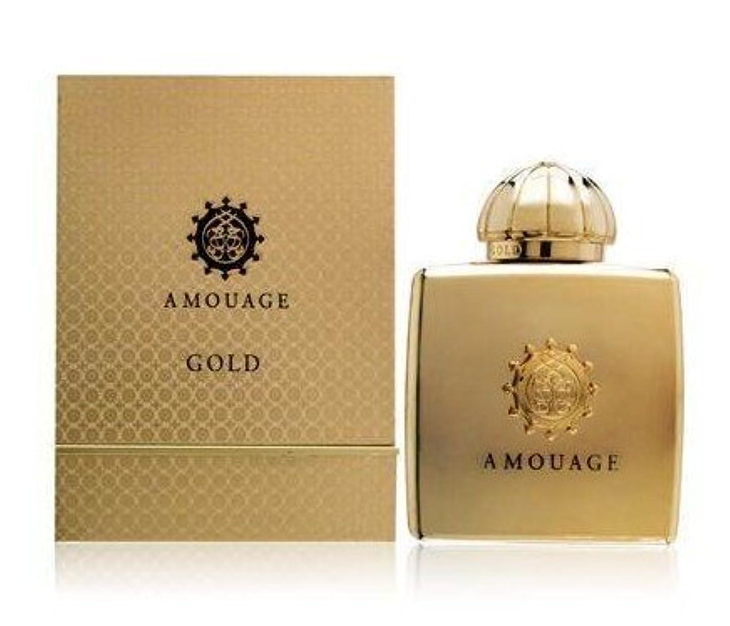 極めてデッキブラストGold Perfume by Amouage for women Personal Fragrances 100ml [海外直送品】
