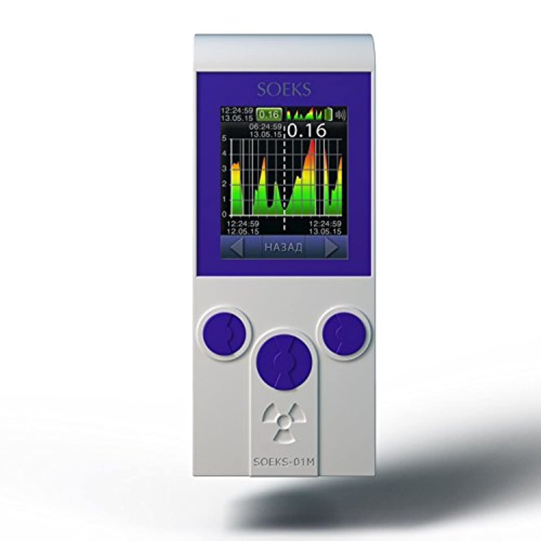 【SOEKS JAPAN】SOEKS 01-M PRIME ガイガーカウンター(放射線測定器)