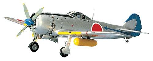 ハセガワ 1/72 中島 四式戦闘機 疾風 #A4の詳細を見る
