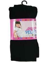 ガールズファッションタイツMedium Ages 4 – 6 – GirlsファッションHosiery Coloredタイツ(ブラック)