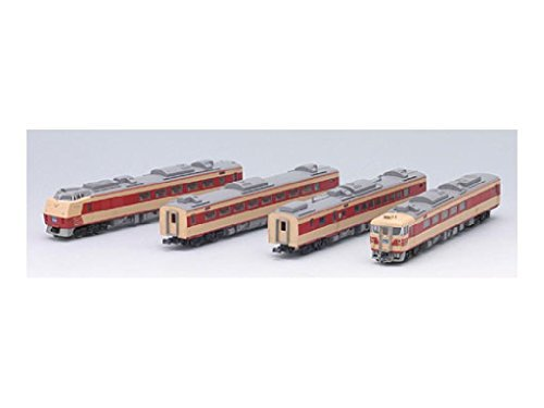 キハ183-100系特急ディーゼルカー 4両基本  TOMIX 92346