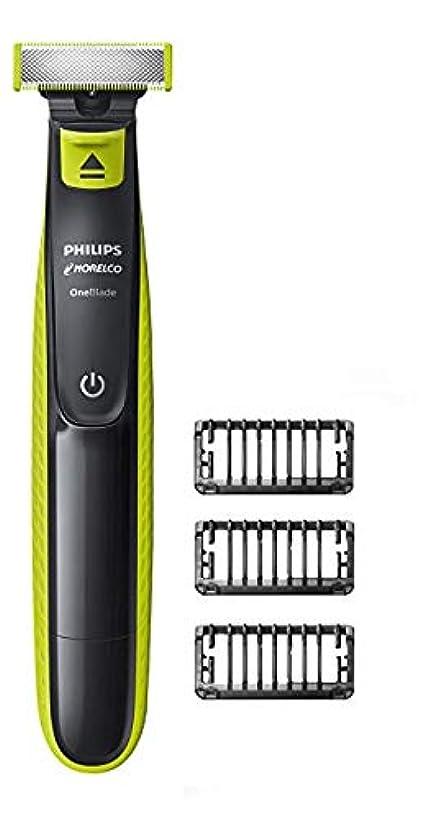 実り多いレオナルドダなしで[(フィリップス) Philips ] [Norelco OneBlade hybrid electric trimmer and shaver, QP2520/70] (並行輸入品)