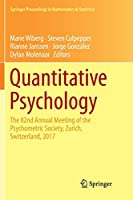 Quantitative Psychology (Springer Proceedings in Mathematics & Statistics)