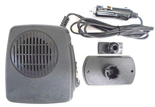 車載用 小型 ファン ヒーター クーラー 暖房 凍結 対策 12V 150W...