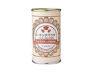 ベーキングパウダー(アルミ不使用) / 100g TOMIZ/cuoca(富澤商店)