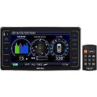 コムテック レーダー探知機 ZERO 802V 無料データ更新 移動式オービス/小型オービス/ゾーン30対応 OBD2接続 GPS メーター機能 ドライブレコーダー連携