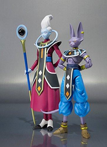 "Dragonball Z Super Scultures Tenkaichi ""エターニア"" Figuartsアクションフィギュア Bandai"