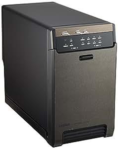 ロジテック HDDケース 3.5インチ 2Bay USB3.0 eSATA RAID機能搭載 ガチャベイ LHR-2BRHEU3 (FFP)