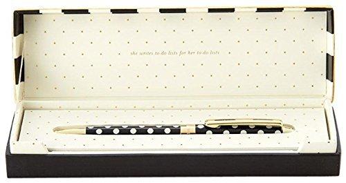 (Kate spade new york) to do list ballpoint pen Black DOT133745