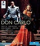 ヴェルディ:歌劇《ドン・カルロ》(1886年モデナ版 5幕)[Blu-ray/ブルーレイ]