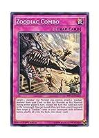 遊戯王 英語版 MP17-EN223 Zoodiac Combo 十二獣の方合 (ノーマル) 1st Edition
