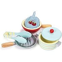 Honeybake Pots and Pans Set by Honeybake