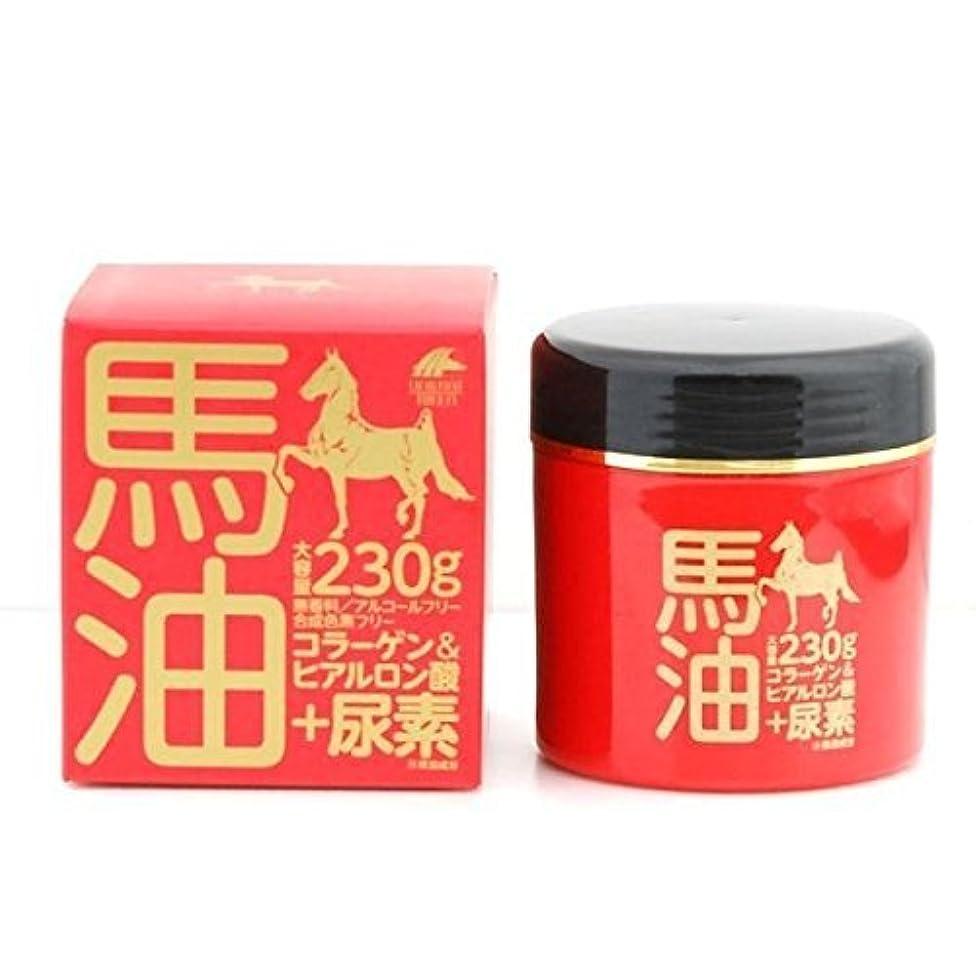 フィッティングシャット狐馬油クリーム+尿素230g( 6個 購入特別価額 )