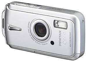PENTAX 1.5m防水 デジタルカメラ Optio W10 リノシルバー
