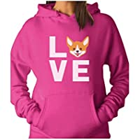 Tstars - Gift for Dogs Lover Corgi Dog - Animal Lover Women Hoodie