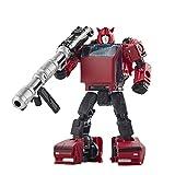 『トランスフォーマー:ウォー フォー サイバトロン』 おもちゃ ジェネレーションズ アースライズ デラックス Wfc-E7 クリフジャンパー アクションフィギュア - 子供用 8歳以上、5