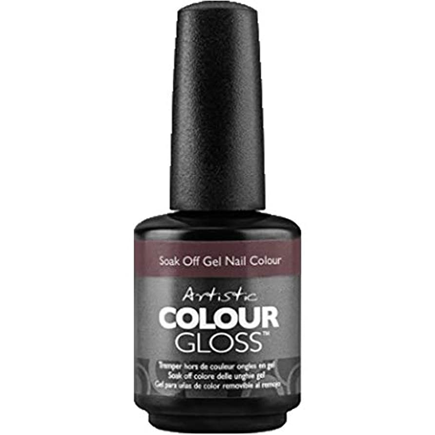 ドラゴンハグエーカーArtistic Colour Gloss - Roll Up Your Sleeves - 0.5oz / 15ml